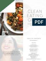 Mbg Clean Eating Guide 20162