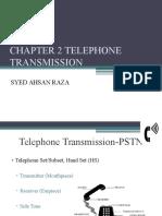 Telephone Transmission