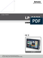 LP-S070 User Manual