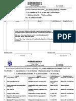 Rancangan Tahunan Aktiviti Badan Kokurikulum 2015 Kadet Bomba