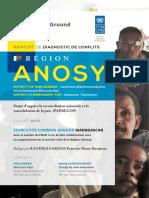 Rapport Diagnostic de Conflit - Anosy