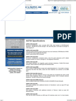 ASTM Specifications _ ASTM Specs and Standards for Bolts
