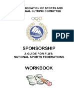 Sponsorship Workbook