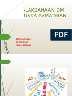 Presentasi Persadia 30 Mei 2015
