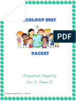 Ecology Unit Packet Eva Ramos