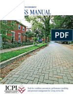 Concrete Pavers Distress Manual Final 2008