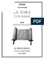 Tora Con Rashi Shemot