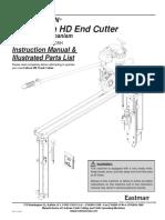 548 HD End Cutter