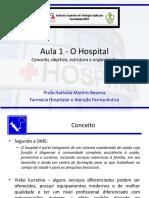 Aula 1 - O Hospital