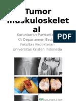 11. Dr. Karuniawan - Tumor Muskuloskeletal Desember 2012 (Indonesia)