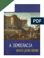 Renato.janine.ribeiro a Democracia