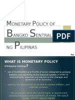 2.Monetary Policy Version 2