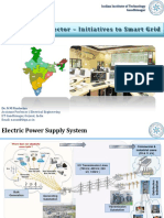 Indian Power Sector-Initiatives to Smart Grid