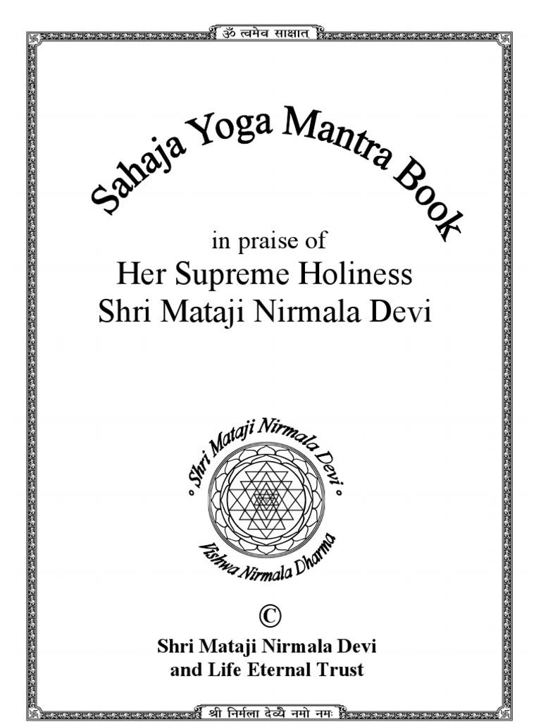 Mantra Book Syllable Linguistics