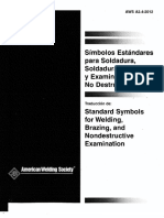 AWS A2.4-2012 Simbolos y Estandares Para Soldadura