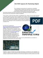 CHOY BUSINESS SOLUTION Agencia De Marketing Digital En Lima