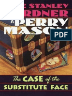 12- The Case of the Substitute Face - Erle Stanley