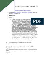 Régimen Del Suelo Urbano y Urbanizable en Castilla