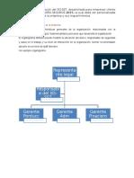 Guia Organigrama Estructural de La Empresa