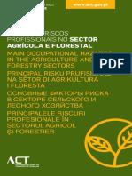 04 - Principais Riscos Profissionais No Sector Agrícola e Florestal