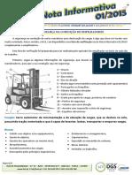Nota Informativa 01 2015