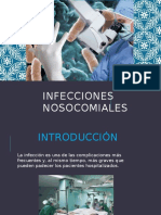 infeccion nosocomial