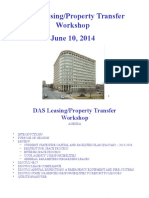 Das Leasing Overview Session for Agencies 061014