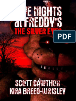 Scott Cawthon e Kira Breed-Wrisley - Five Nights at Freddy's the Silver Eyes