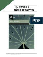 001 ITIL V3 Estratégia de Serviço