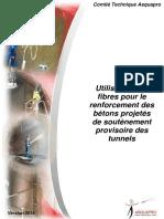 Fascicule7 Fibres Soutènement Tunnels CL 2014
