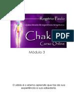 Manual Curso de Chakras Online - Mód. 3