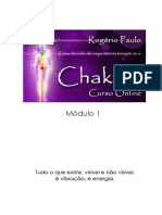 Manual Curso Chakras Mód. 1