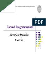 AllocazioneDinamica_esercizio