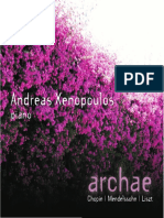 Archae CD