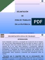 Delimitacion Zona de Trabajo 2013