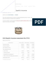 Understanding a Bank's Income Statement - CAPITAL ORBIT