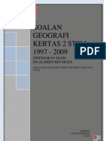 SOALAN STPM 97 - 09