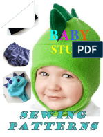 Baby Stuff Sewing Patterns