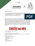 Boletin Mensual Diciembre 2015