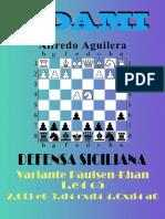 (UPLOADED)79. Defensa Siciliana. Variante Paulsen-Khan