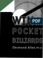 Win at Pocket Billiards by Desmond Allen