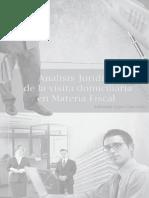 Analisis Juridico de La Visita Domiciliaria en Materia Fiscal