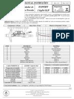 Regulador 2º Estágio Clesse BP2210 OPSO - CEG
