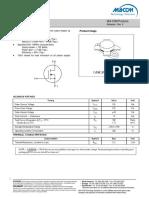 MRF150-datasheet