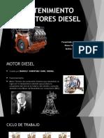 Mantenimiento en motores diésel
