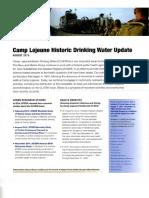 Camp Lejeune Water Contamination Dec 2015 Update