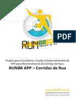 Projeto Runbr - Desenvolvimento APP