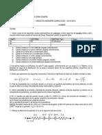 Examen Liberatorio Física II