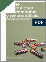39 Toxicomanias y Psicoanalisis Las Narcosis Del Deseo Sylvie Le Poulichet (2)