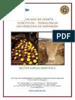 Catalogo agroindustrial